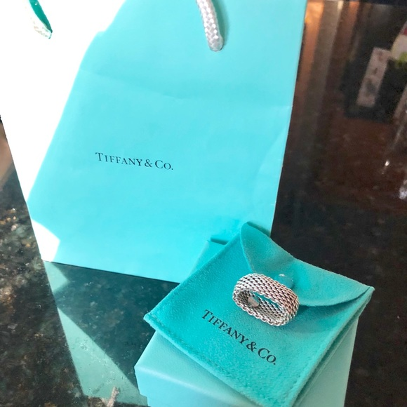 Tiffany & Co. Jewelry - Tiffany & Co Ring. (NO OFFERS AT THIS TIME)